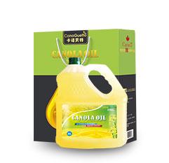 CanoGuette 芥花籽油1L桶装 CanoGuette Canola Oil 3L